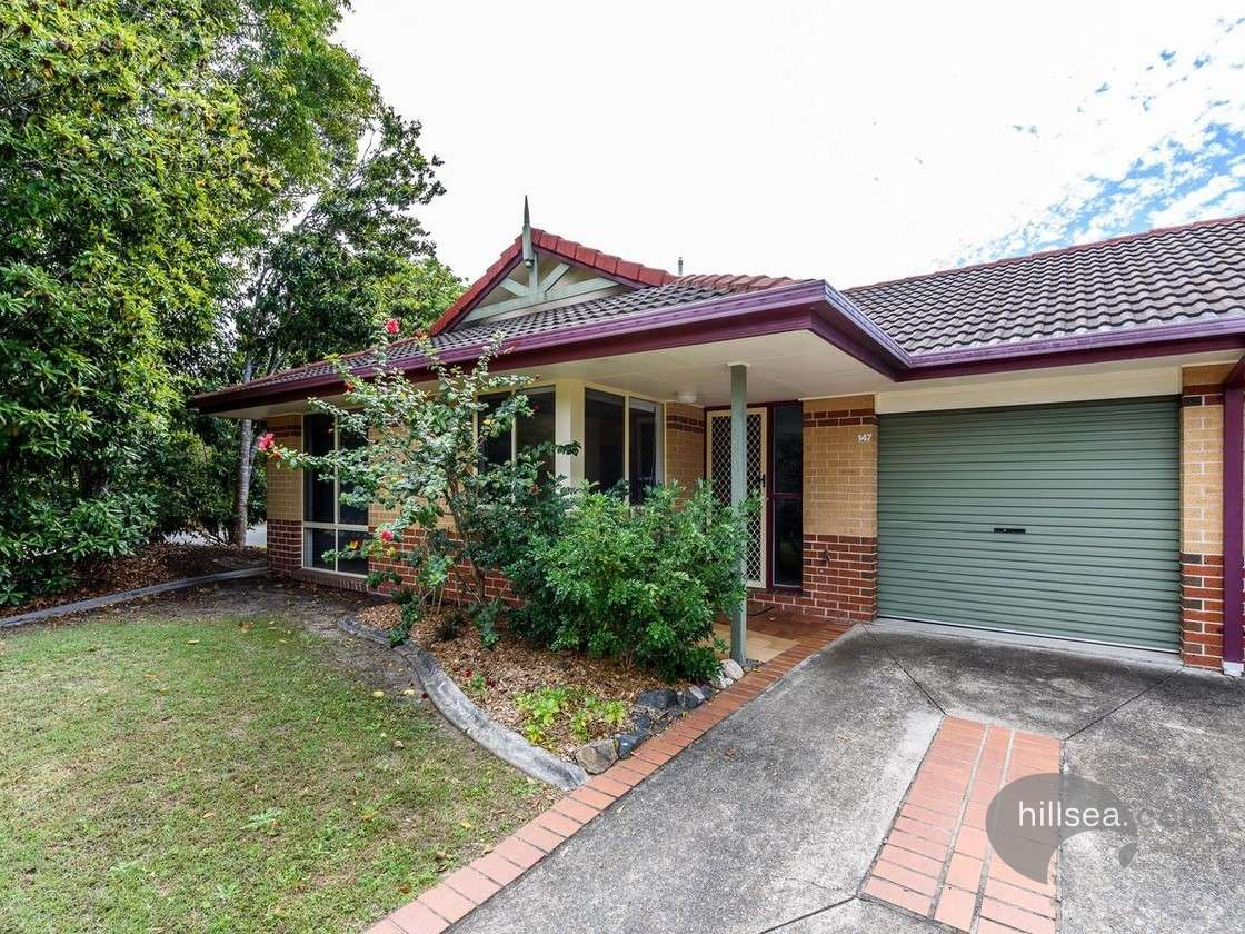 Main view of Homely villa listing, 147/125 Hansford Road, Coombabah, QLD 4216