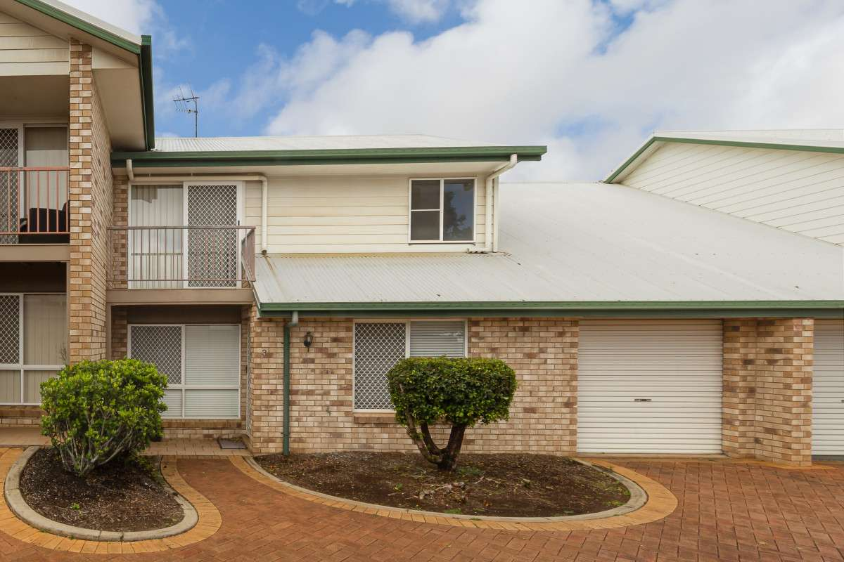 Main view of Homely unit listing, 3/19A Gladstone Street, Newtown, QLD 4350