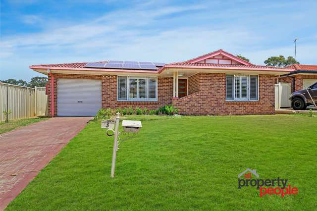 3 Woylie Place, St Helens Park NSW 2560