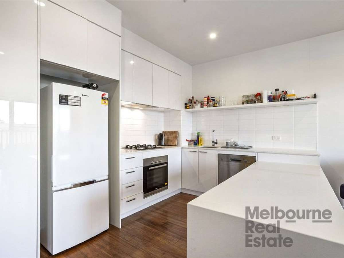 Main view of Homely apartment listing, 417/8 Olive York Way, Brunswick West, VIC 3055