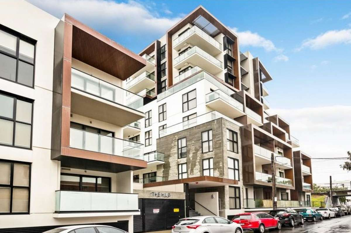 Main view of Homely apartment listing, 309/8 Garfield Street, Richmond, VIC 3121