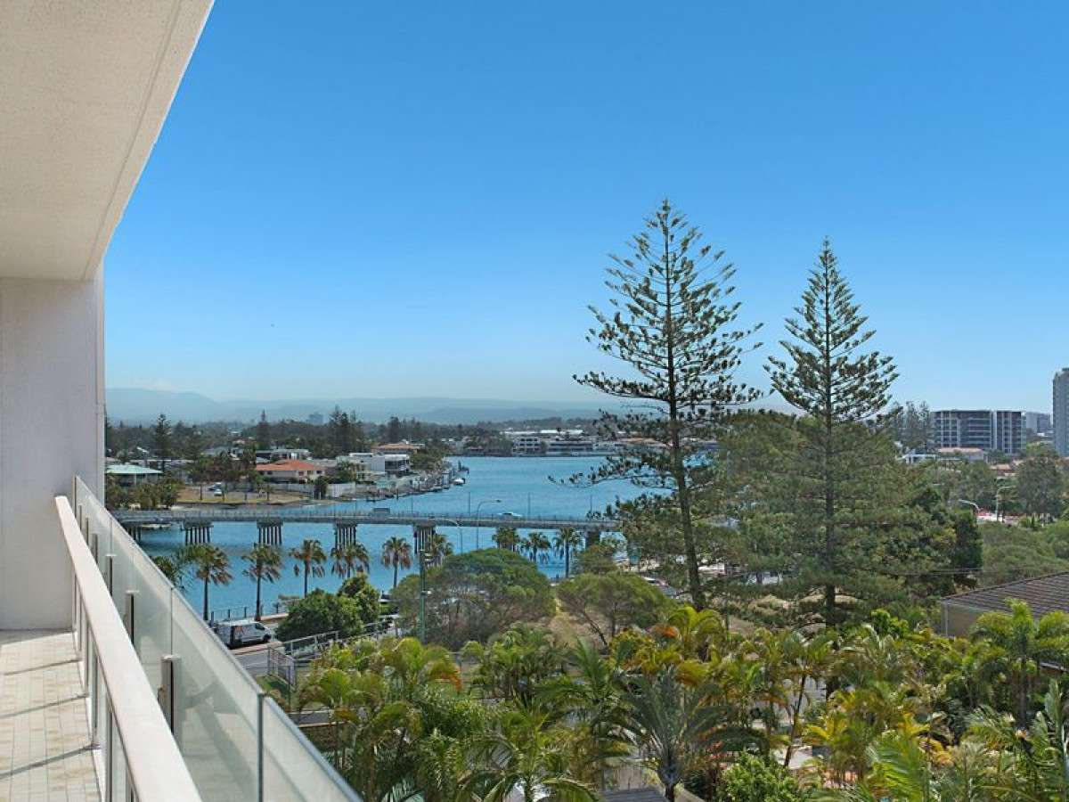 Main view of Homely unit listing, 45/33 Thornton Street, Surfers Paradise, QLD 4217