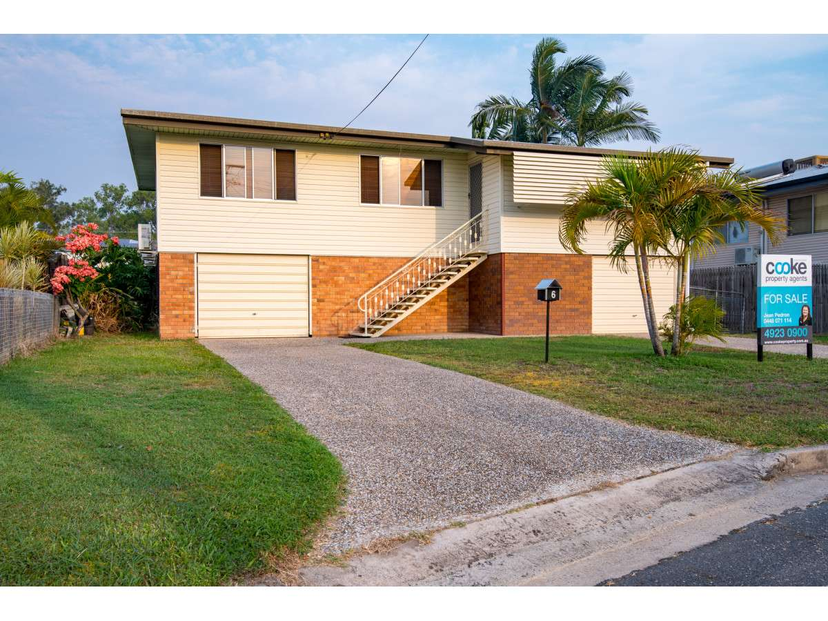 Main view of Homely house listing, 6 Sheehan Avenue, Wandal, QLD 4700