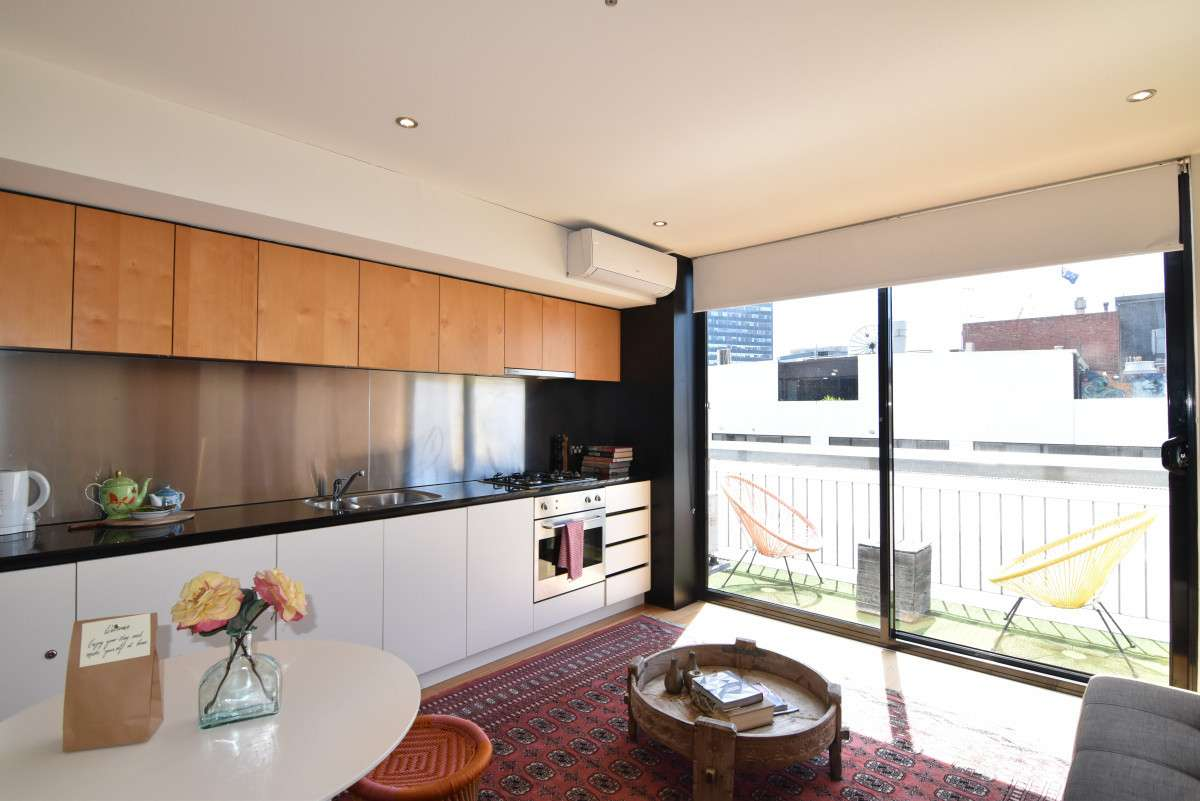 Main view of Homely apartment listing, 609/16 Liverpool Street, Melbourne, VIC 3000