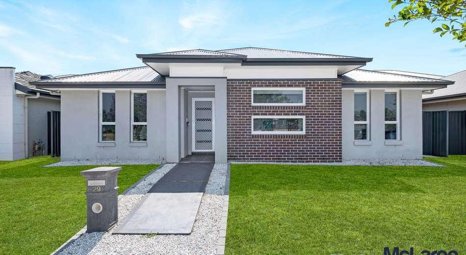 29 Donovan Boulevard, Gregory Hills NSW 2557