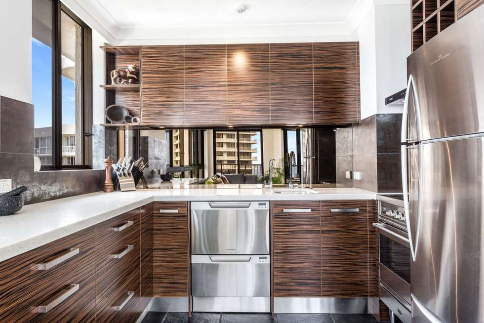 Second view of Homely apartment listing, 26/219 Surf Parade, Surfers Paradise QLD 4217