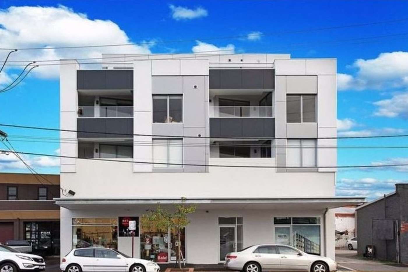 Main view of Homely apartment listing, 301/286 Neerim Road, Carnegie VIC 3163