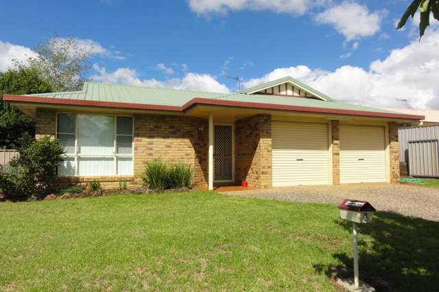 2 Dandelion Drive, Middle Ridge QLD 4350