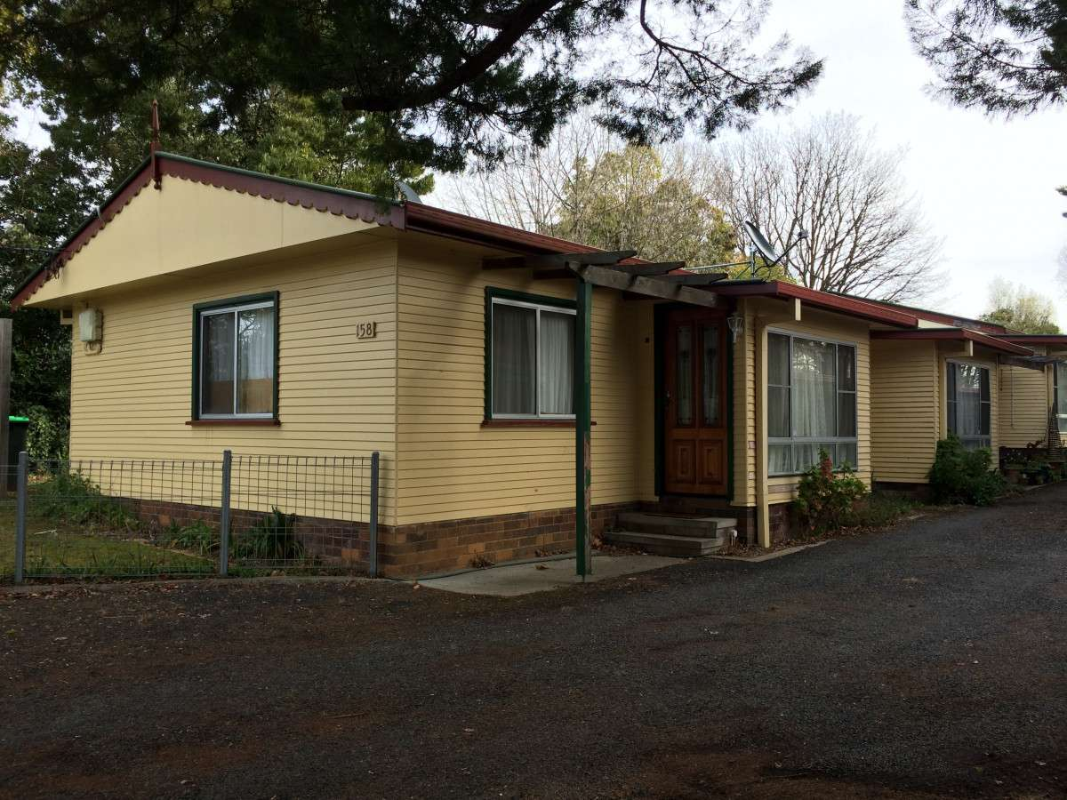 Main view of Homely unit listing, 3/158 Taylor Street, Armidale, NSW 2350