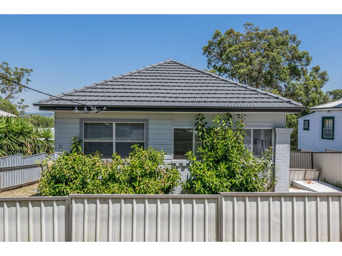 Main view of Homely house listing, 31 Naughton Avenue, Birmingham Gardens, NSW 2287