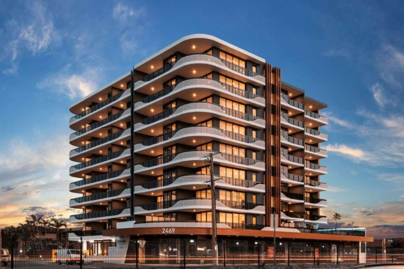 Main view of Homely apartment listing, 46 Ocean Street, Mermaid Beach QLD 4218