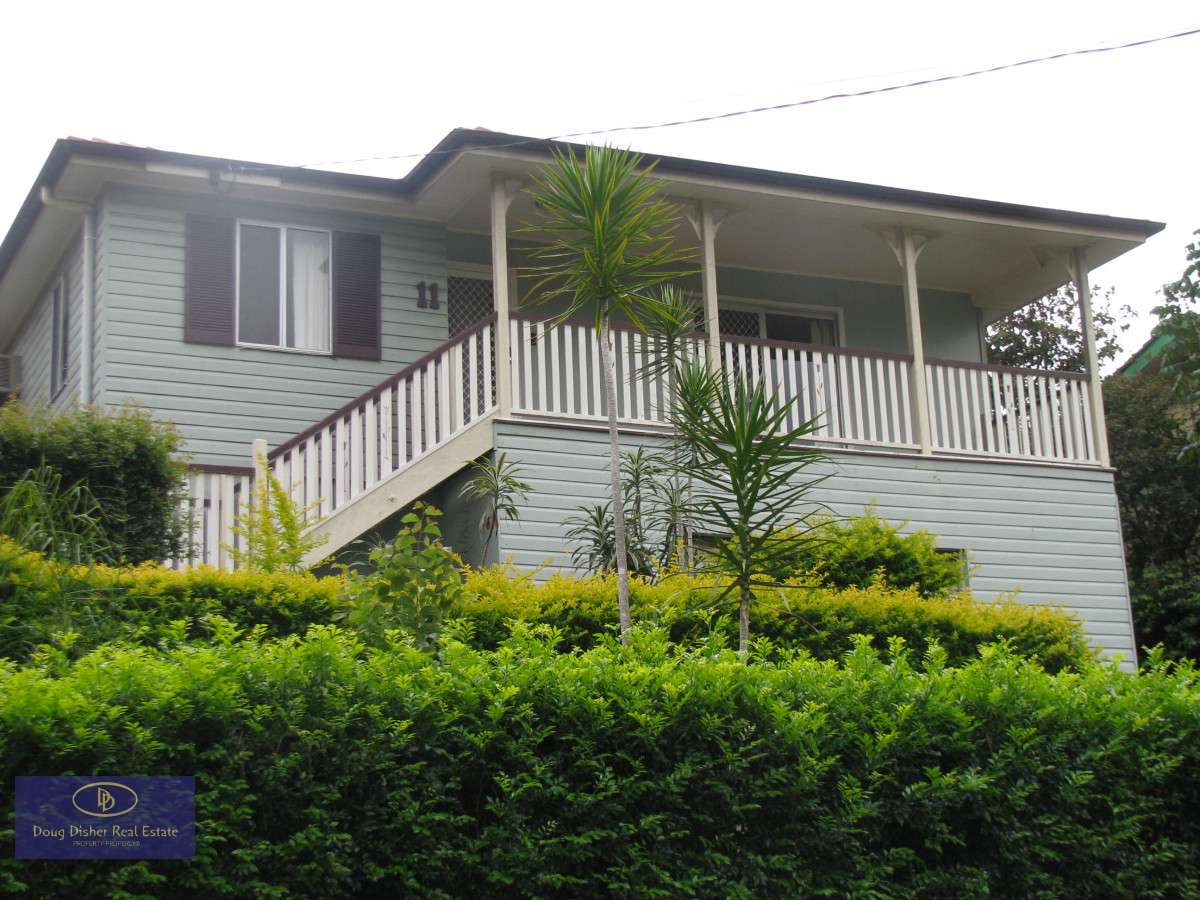 Main view of Homely house listing, 11 Teague Street, Indooroopilly, QLD 4068