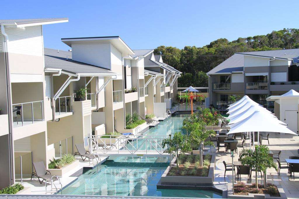 Main view of Homely apartment listing, 1 Beaches Village Circuit, Agnes Water, QLD 4677