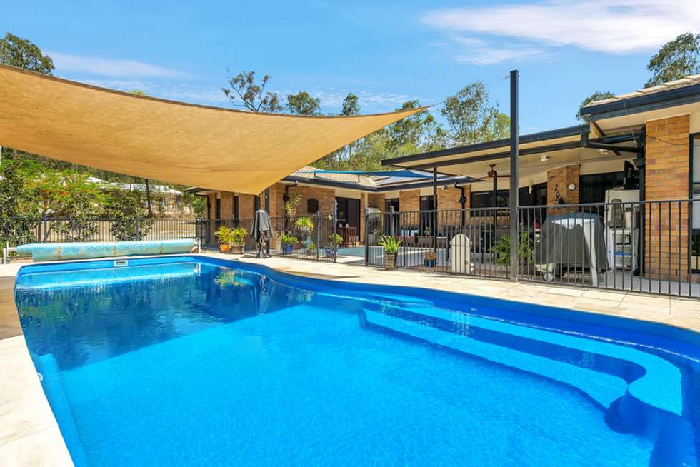 Second view of Homely acreageSemiRural listing, 391 - 399 Tamborine Mountain Road, Tamborine QLD 4270