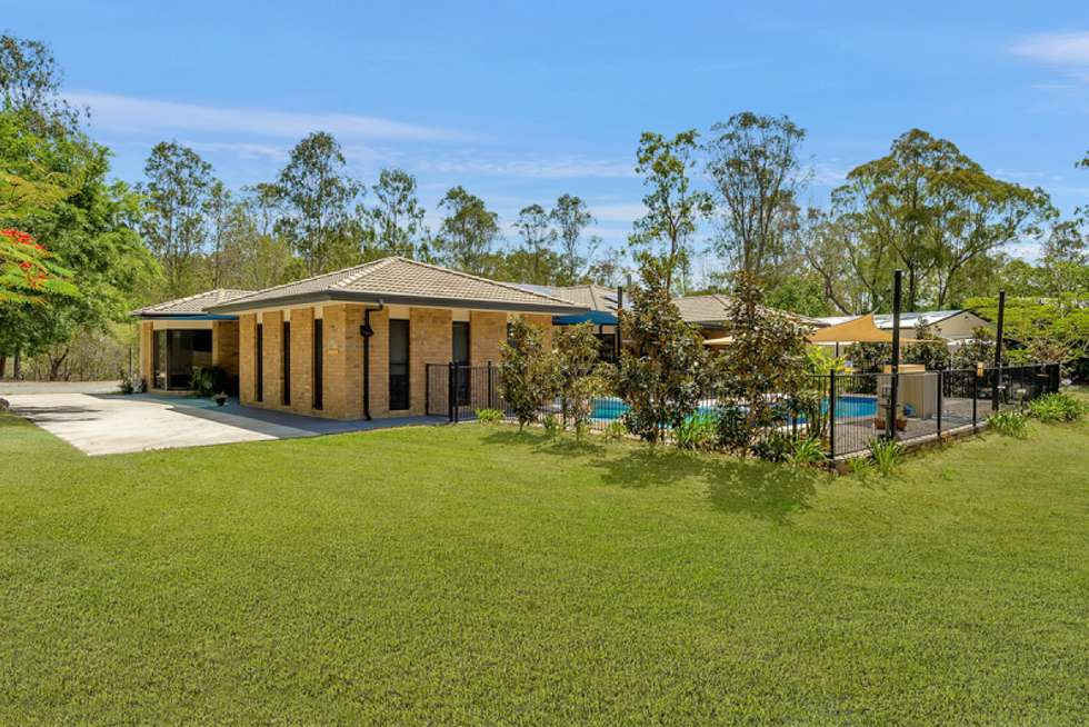 Fifth view of Homely acreageSemiRural listing, 391 - 399 Tamborine Mountain Road, Tamborine QLD 4270