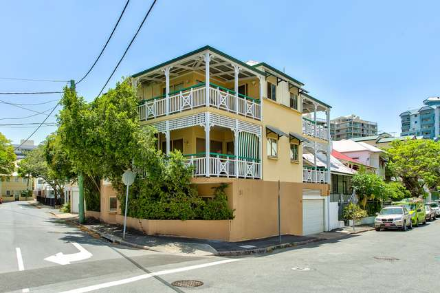 1-6/58 Berry Street, Spring Hill QLD 4000