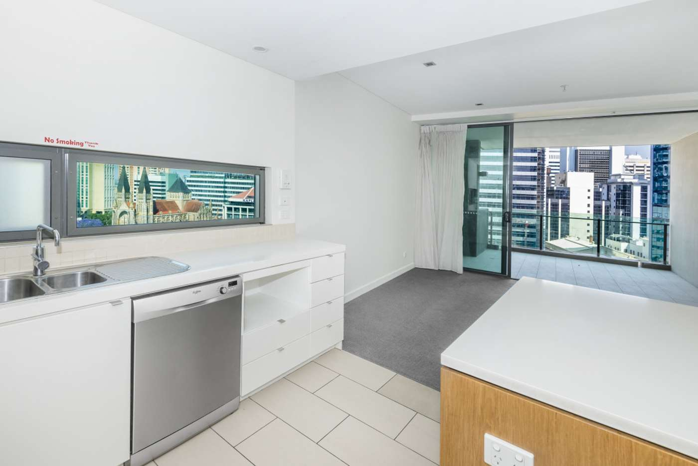 Sixth view of Homely unit listing, 1102/107 Astor Tce, Spring Hill QLD 4000