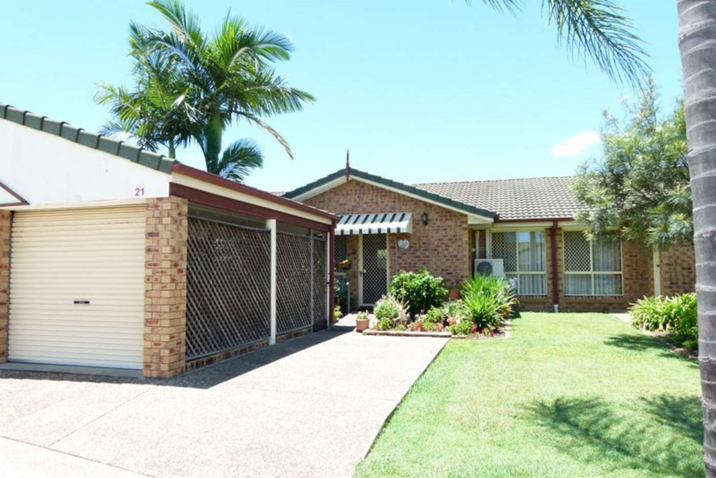 Main view of Homely unit listing, 21/34 Thornton Street, Raceview QLD 4305