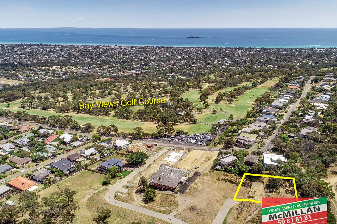 Main view of Homely residentialLand listing, 16 Angley Rise, Rosebud VIC 3939