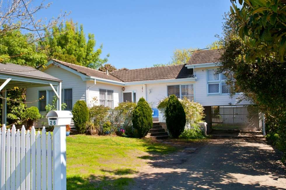 Second view of Homely house listing, 26 Jetty Road, Dromana VIC 3936