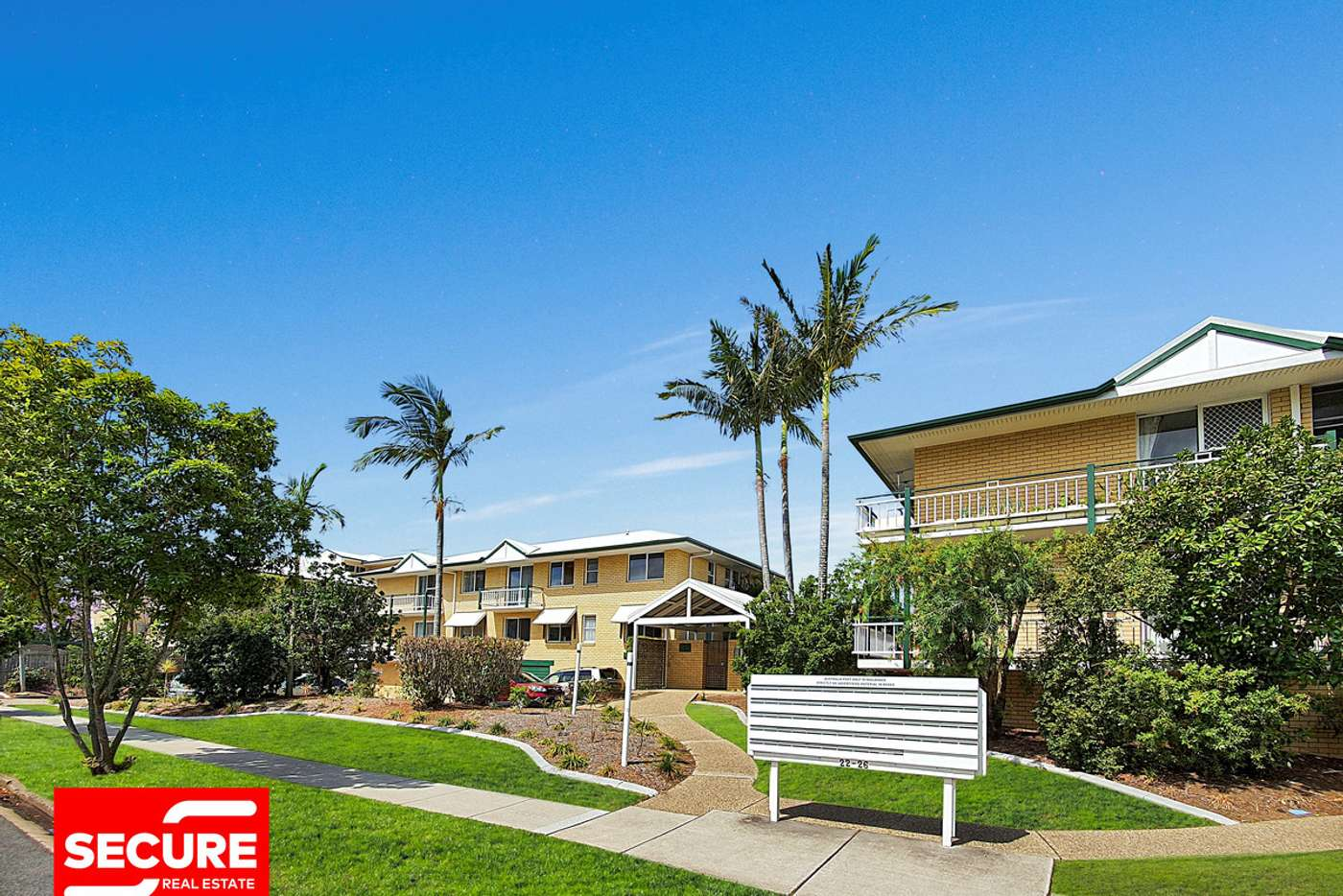 Main view of Homely unit listing, 29/22 Warren Street, St Lucia QLD 4067