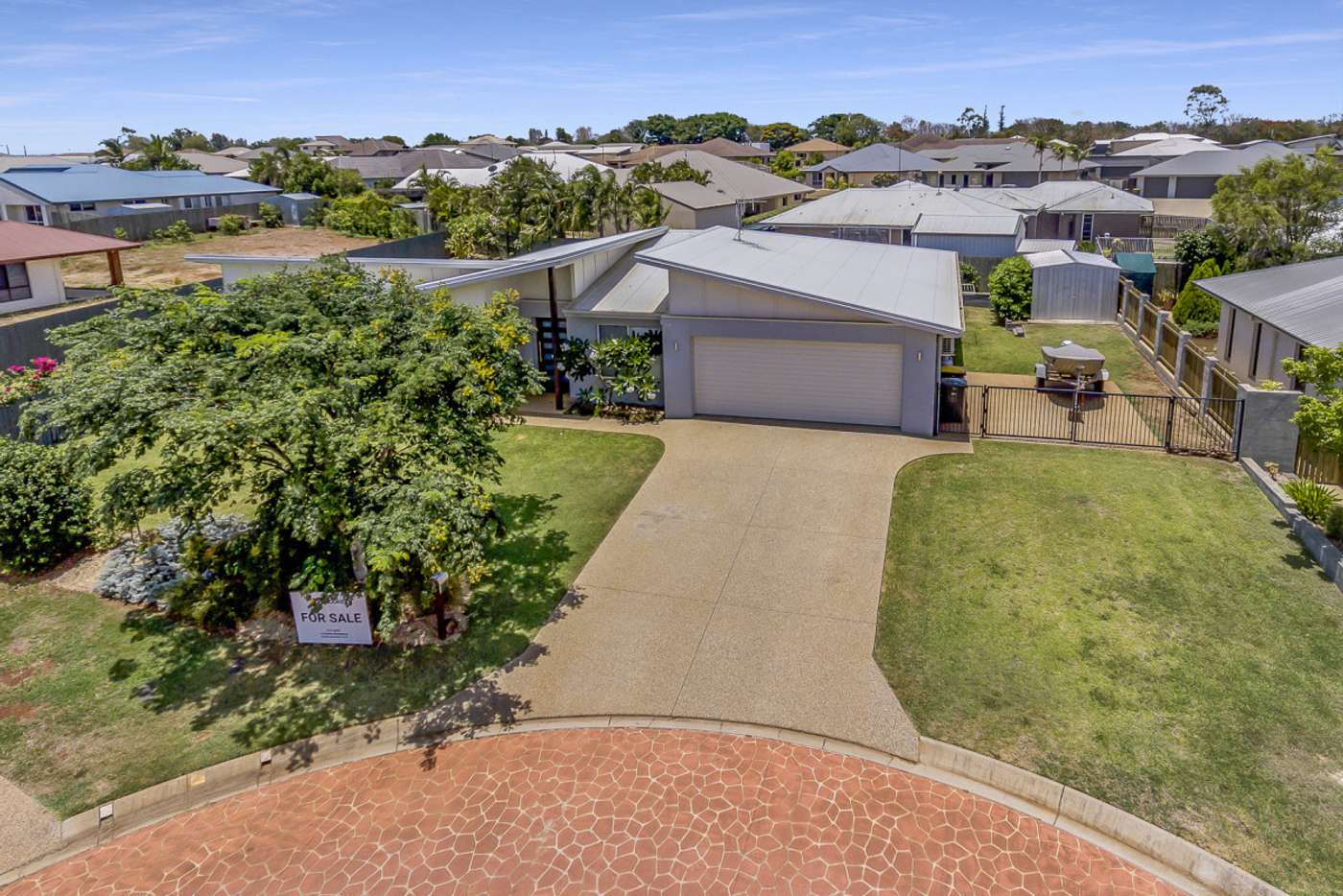 Main view of Homely house listing, 5 Harpulia Court, Kalkie QLD 4670