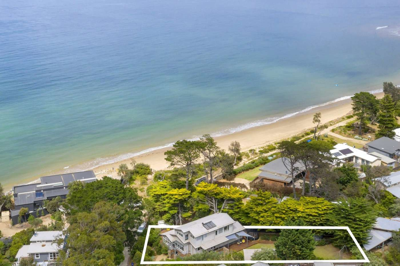Main view of Homely house listing, 4 The Promenade, Somers VIC 3927