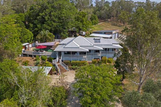 42 Shaws Pocket Road, Cedar Creek QLD 4207