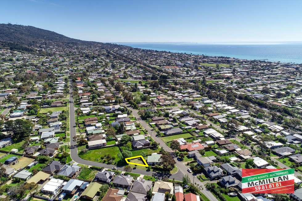 Fifth view of Homely residentialLand listing, 6 Clematis Street, Dromana VIC 3936