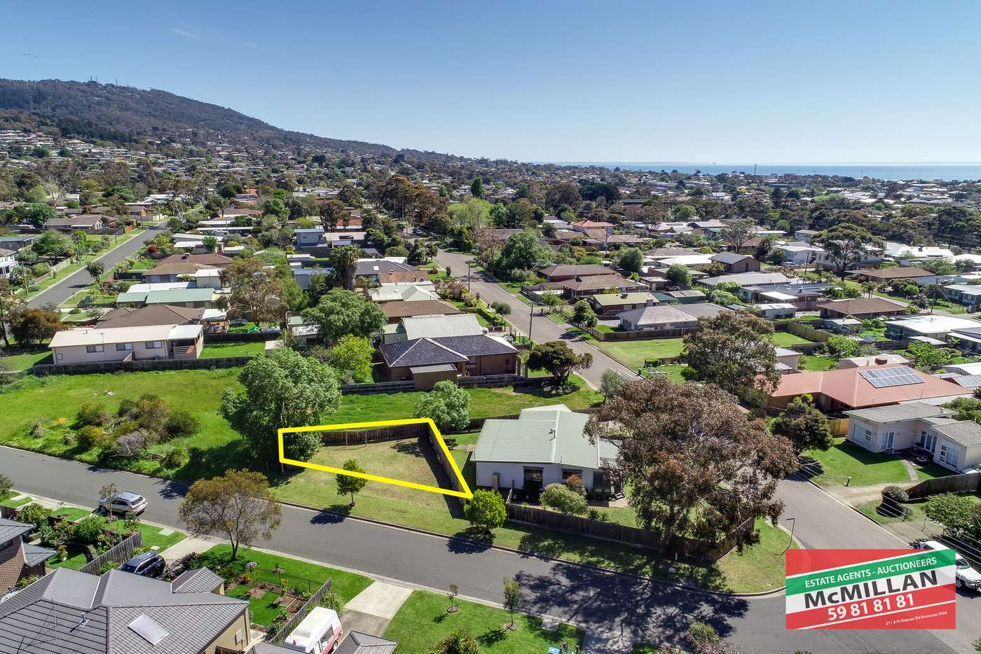 Sixth view of Homely residentialLand listing, 6 Clematis Street, Dromana VIC 3936