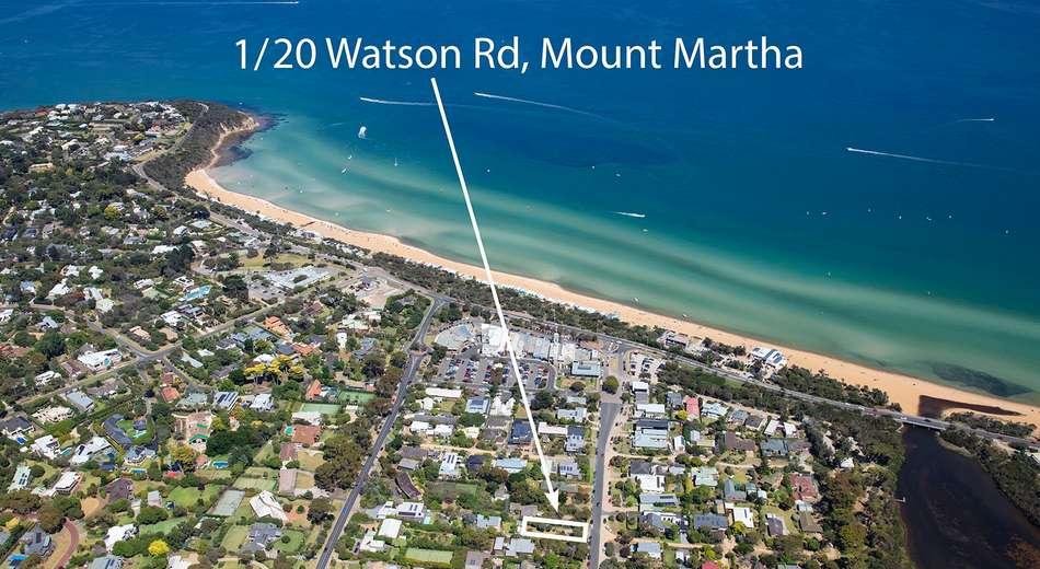 1/20 Watson Road, Mount Martha VIC 3934