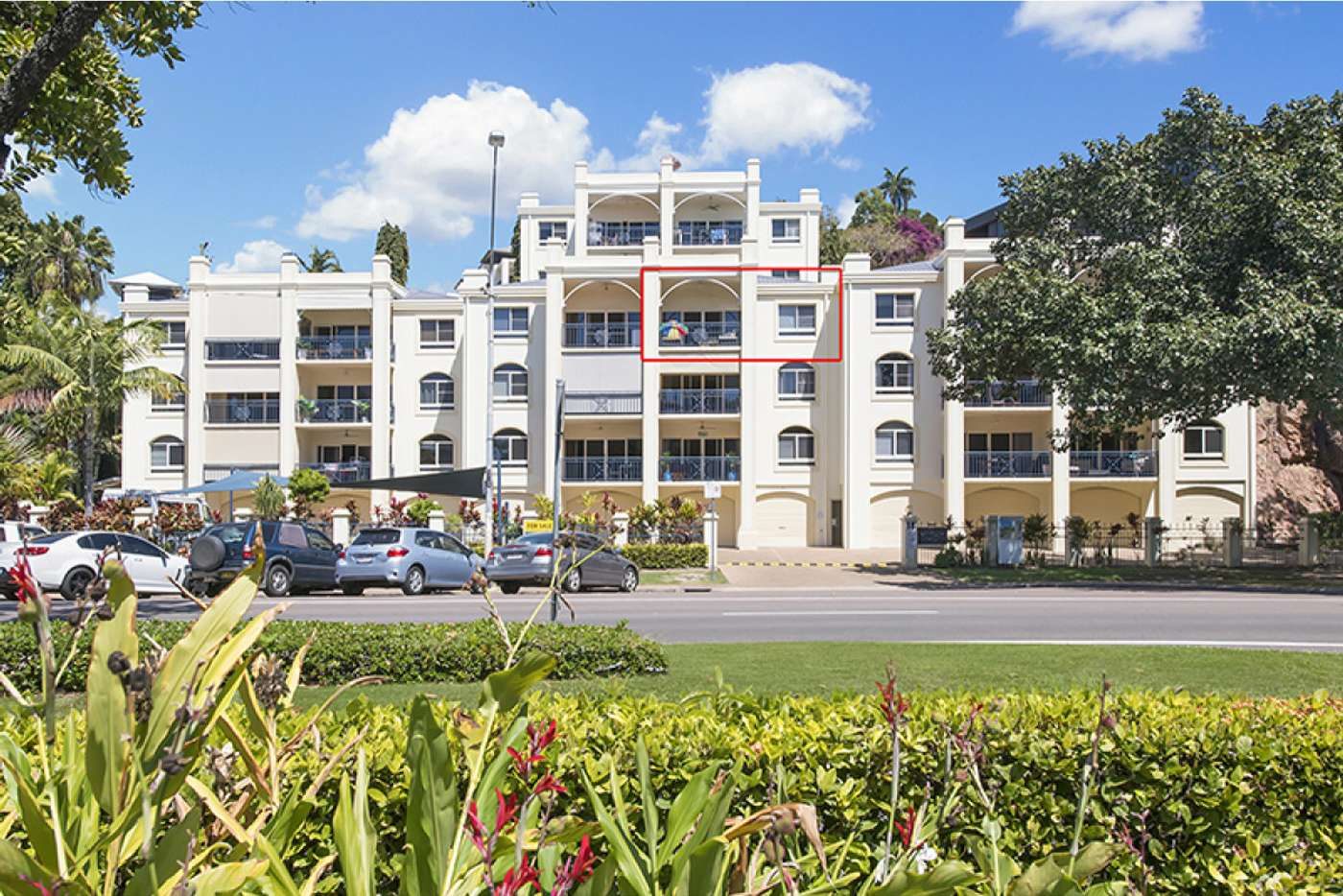 Main view of Homely apartment listing, 16/18 The Strand, North Ward QLD 4810