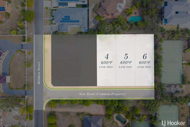 LOT 4,5 & 6/37 Mildura Street, Stretton QLD 4116