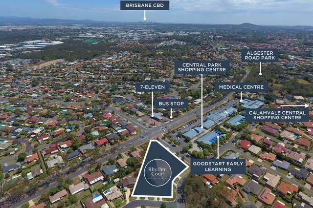LOT 1-10 5 Central Street, Calamvale QLD 4116