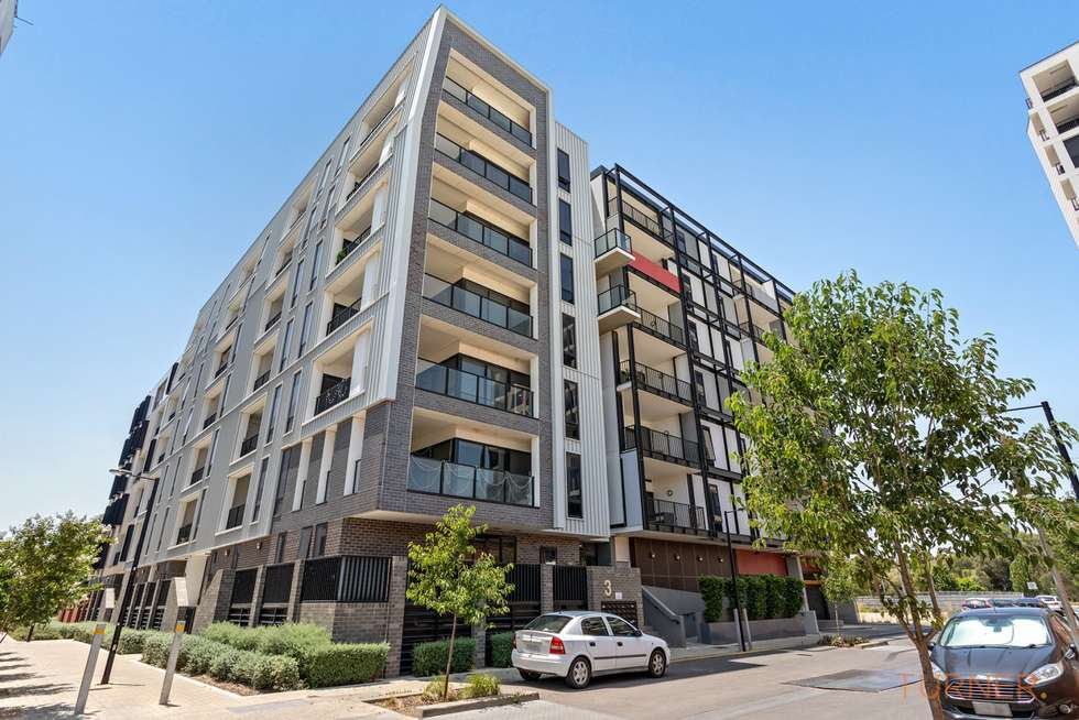 Second view of Homely apartment listing, 214/3 Fourth Street, Bowden SA 5007