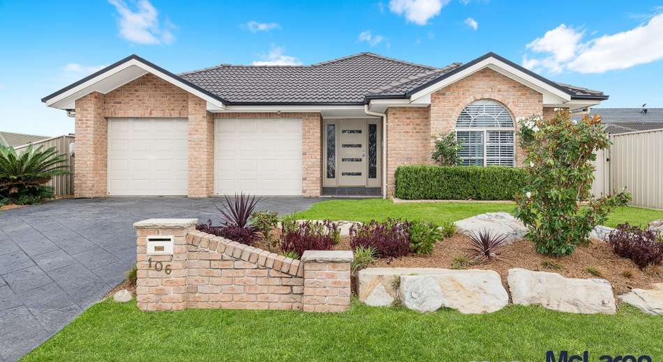 106 Holdsworth Drive, Mount Annan NSW 2567