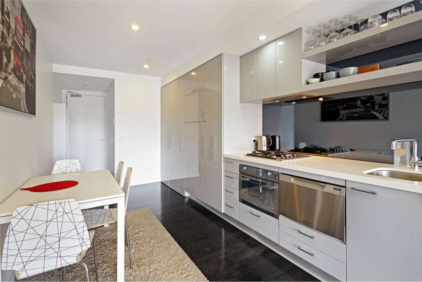 Main view of Homely apartment listing, 410/338 Kings Way, South Melbourne VIC 3205