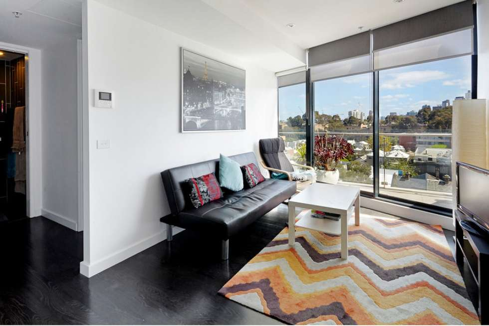 Second view of Homely apartment listing, 410/338 Kings Way, South Melbourne VIC 3205