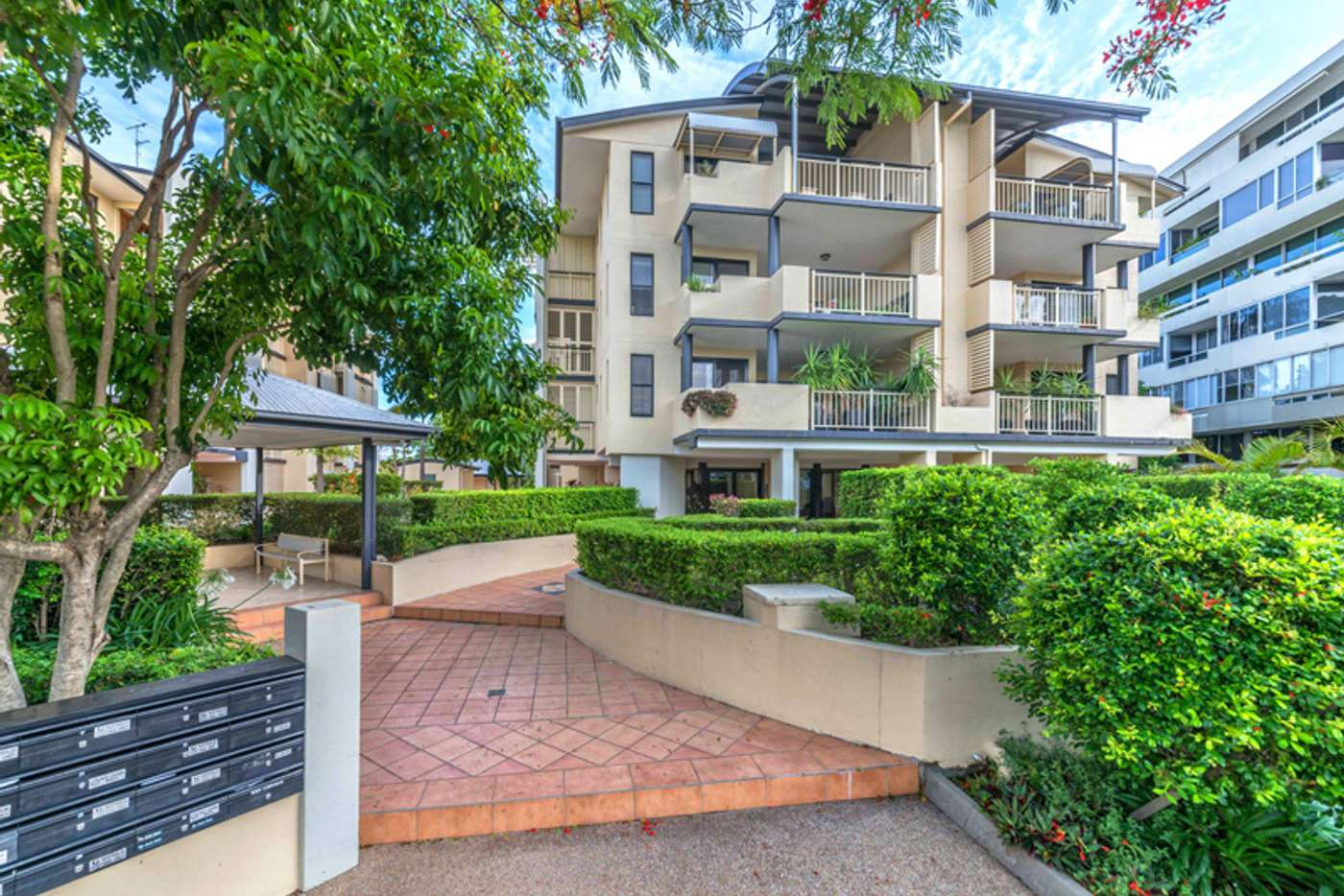 Main view of Homely apartment listing, 23/118 Oxlade Drive, New Farm QLD 4005