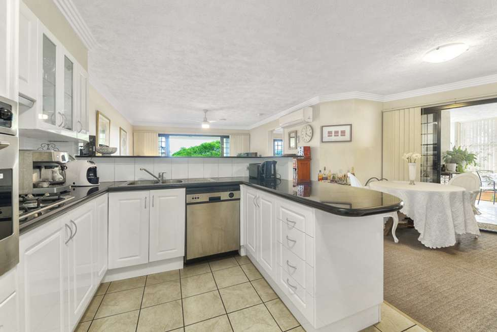 Fifth view of Homely apartment listing, 23/118 Oxlade Drive, New Farm QLD 4005