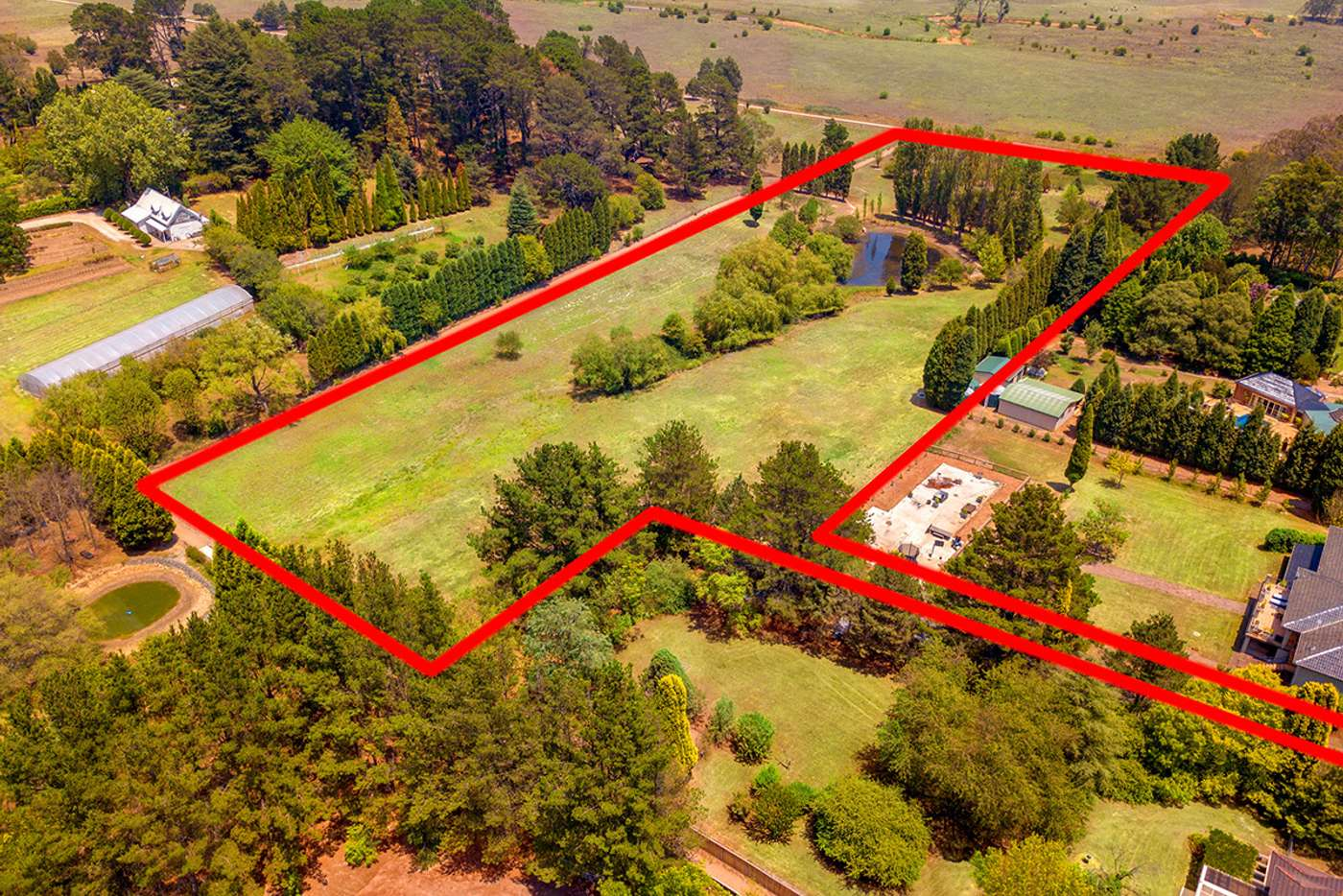 Main view of Homely residentialLand listing, 23 Phillip Street, Burradoo NSW 2576