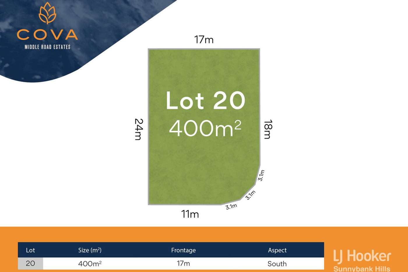 Main view of Homely residentialLand listing, LOT 20/2 Aqua Court, Hillcrest QLD 4118