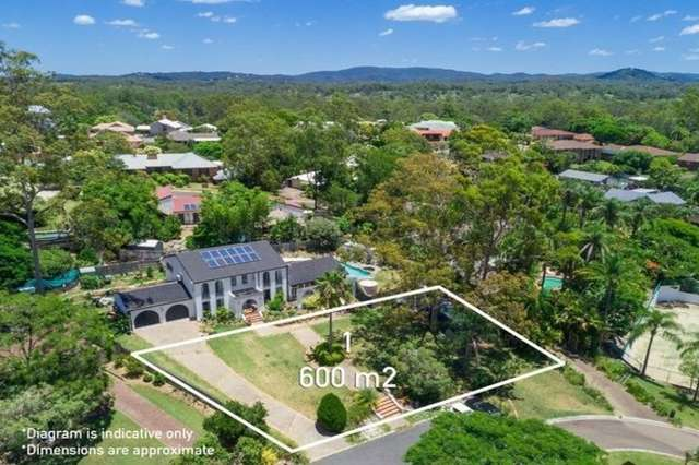 8 Hume Court, Mount Ommaney QLD 4074
