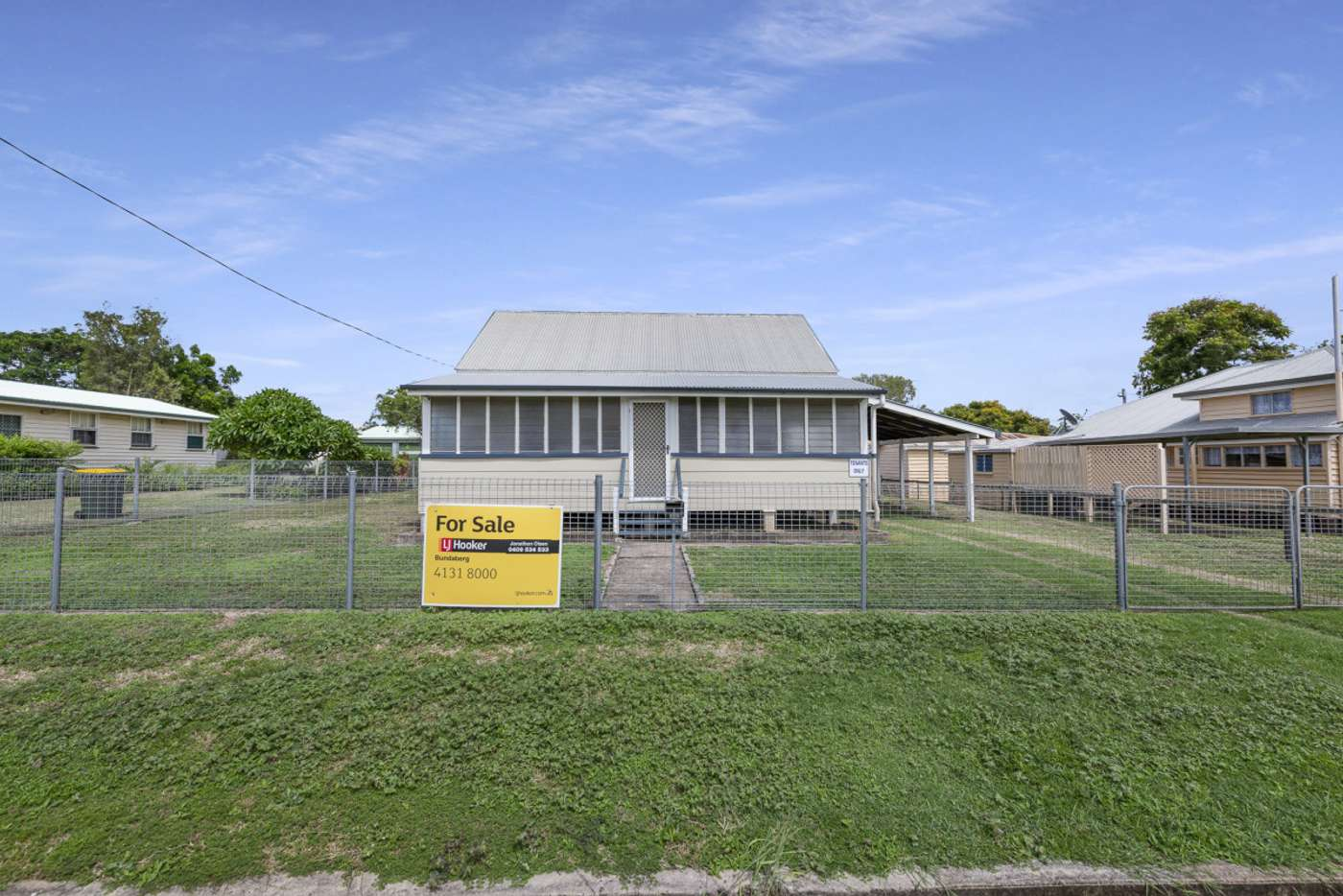 Main view of Homely house listing, 1 McIlwraith Street, Bundaberg South QLD 4670