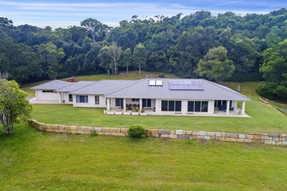 Second view of Homely acreageSemiRural listing, 2708 Springbrook Road, Springbrook QLD 4213