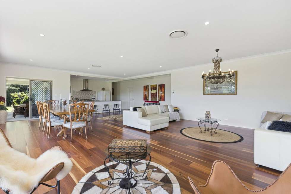 Third view of Homely acreageSemiRural listing, 2708 Springbrook Road, Springbrook QLD 4213