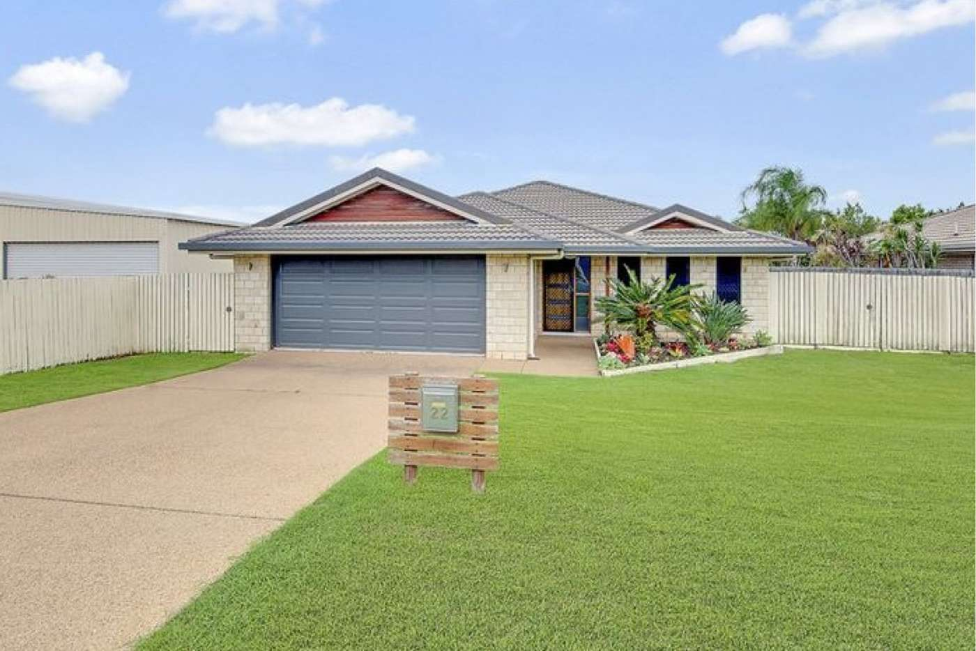Main view of Homely house listing, 22 Kingfisher Drive, Yeppoon QLD 4703