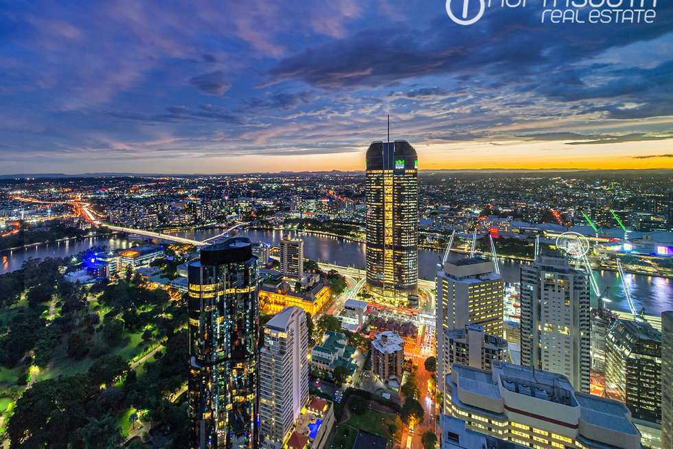 Second view of Homely apartment listing, 6201/222 Margaret Street, Brisbane City QLD 4000