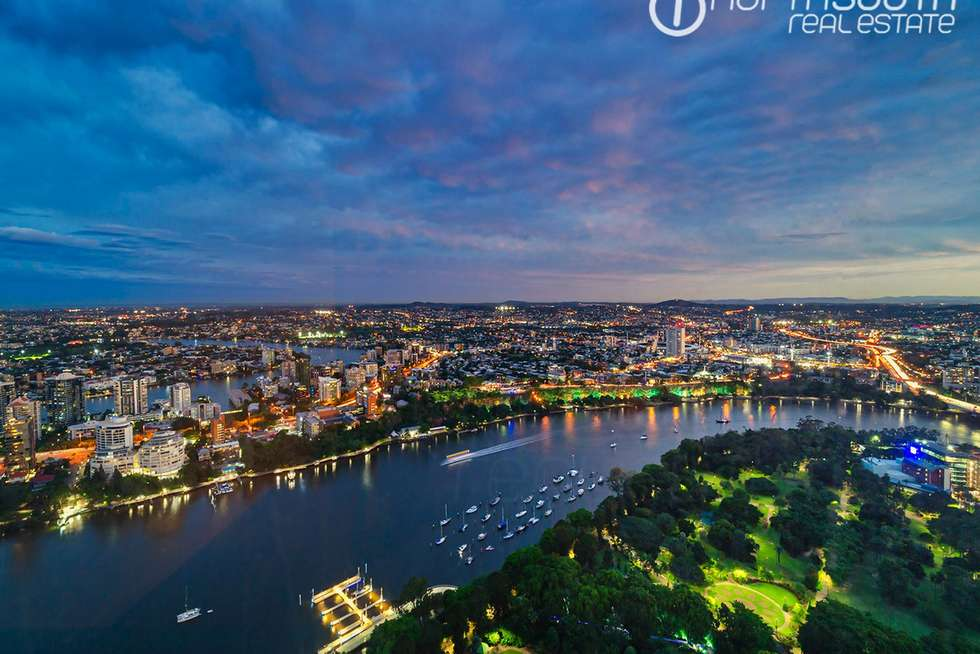 Third view of Homely apartment listing, 6201/222 Margaret Street, Brisbane City QLD 4000