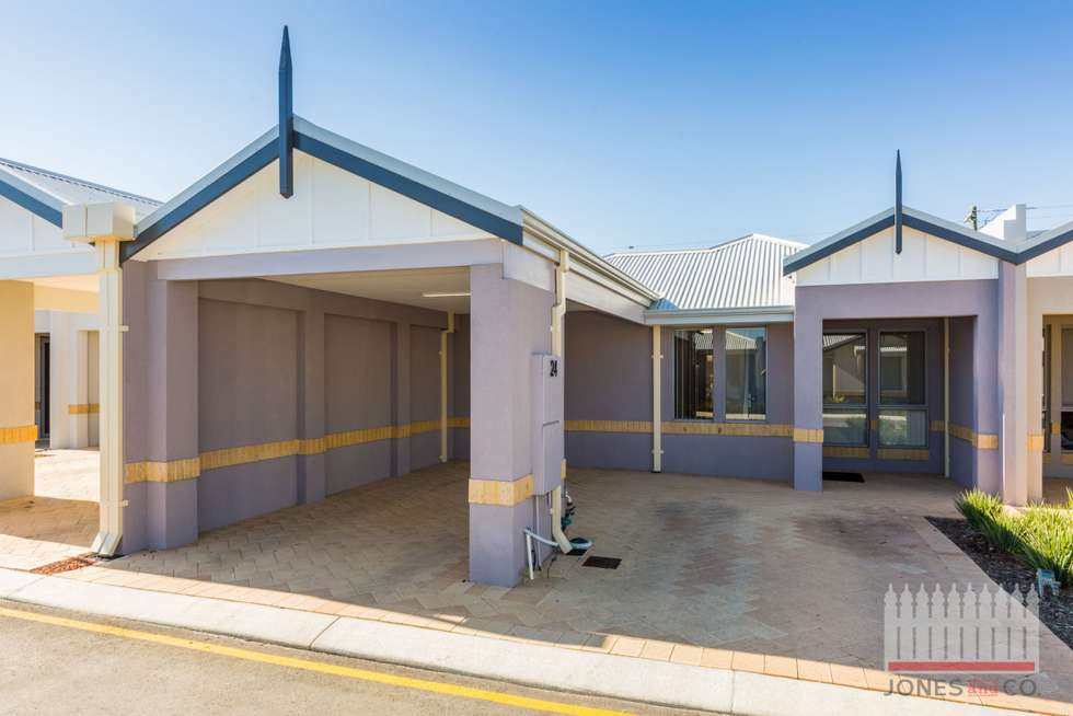 Second view of Homely villa listing, 24/12 Loder Way, South Guildford WA 6055
